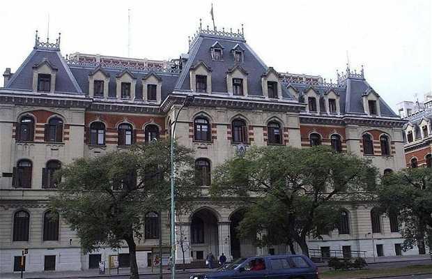 Edificio Ministerio de Ganadería y Pesca