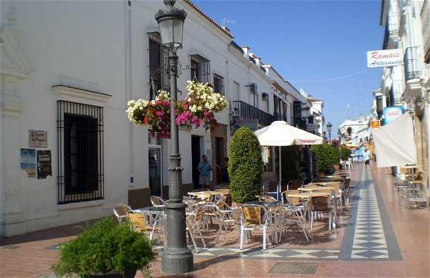 Calle de la Plaza