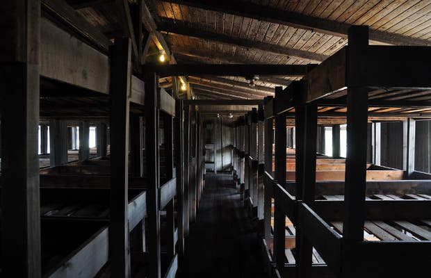 Camp de concentration de Sachsenhausen