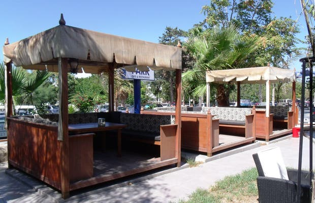 Parc-Garden Restaurant