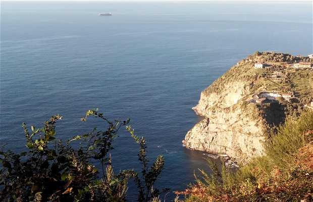 Sentiero il Tracciolino, Palmi, Calabria