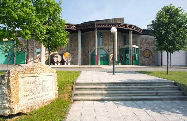 Exposición fotográfica en el Museo de la Sidra