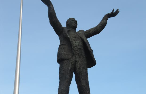 Estatua de James Larkin