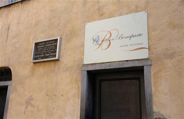 Casa Museo Napoleone Bonaparte