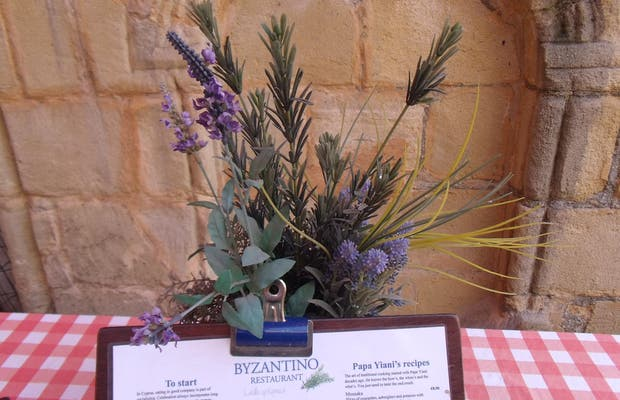Restaurante Byzantino