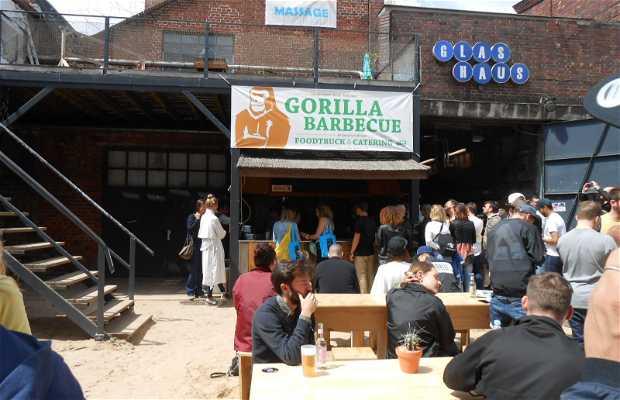 Gorilla Barbecue