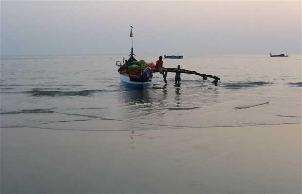 Spiaggia di Goa