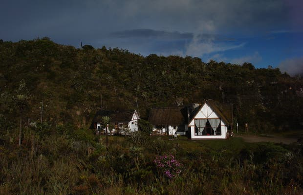 Chingaza Natural National Park