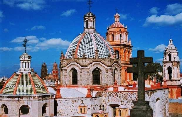 Temples of San Luis Potosi