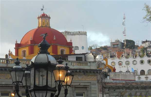 Centro Historico de Guanajuato