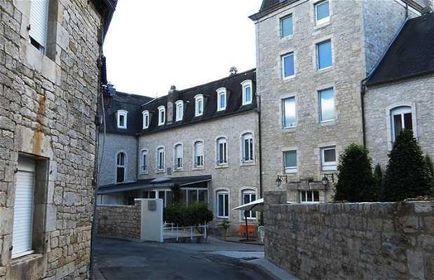 Rue Pierre Bonhomme