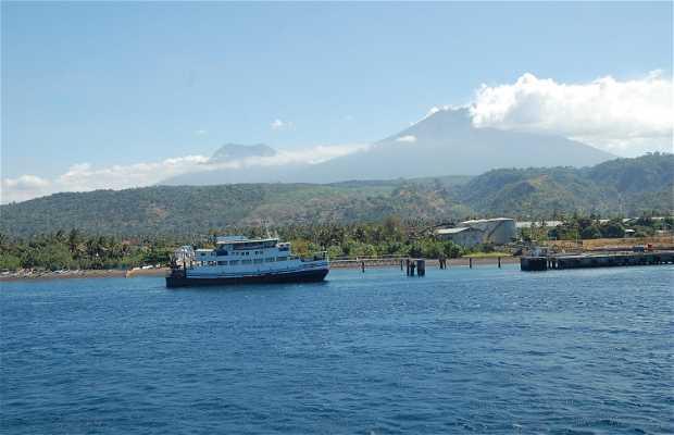 Ferry de Java a Bali