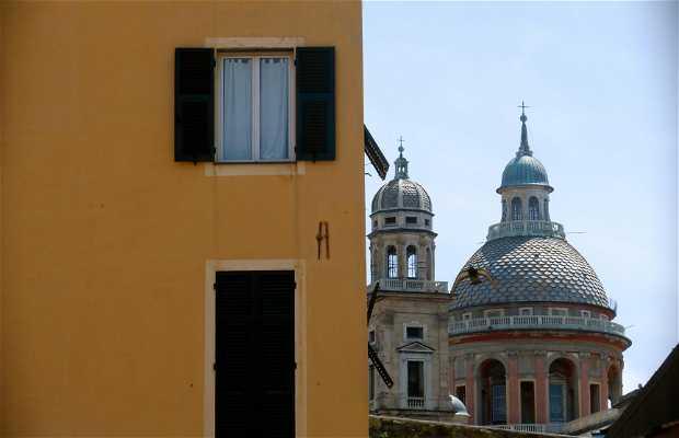 Piazzetta Ninfeo, Genova