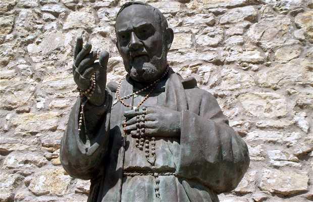 Monumento San Pio