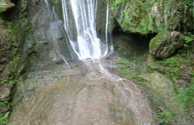 Cascada de Autoire