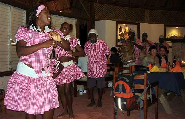 Le danze Garifunas a Livingston