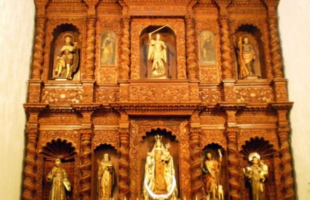 Chiesa Madre di Santa Ana a Garachico