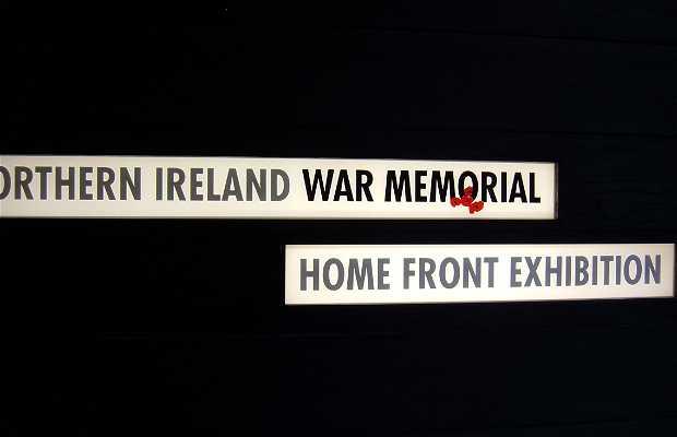 Memorial Northern Ireland War