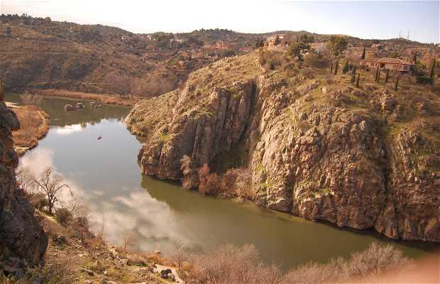 Entorno panoramico de Toledo
