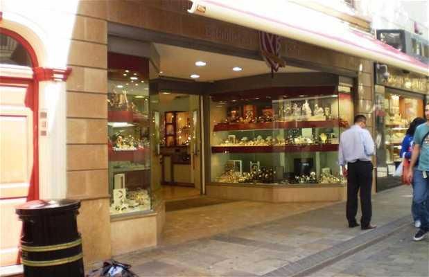 Tienda típica