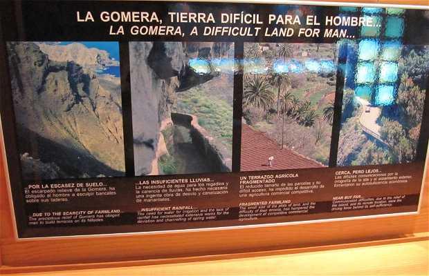 Centro de visitantes Parque Nacional Garajonay
