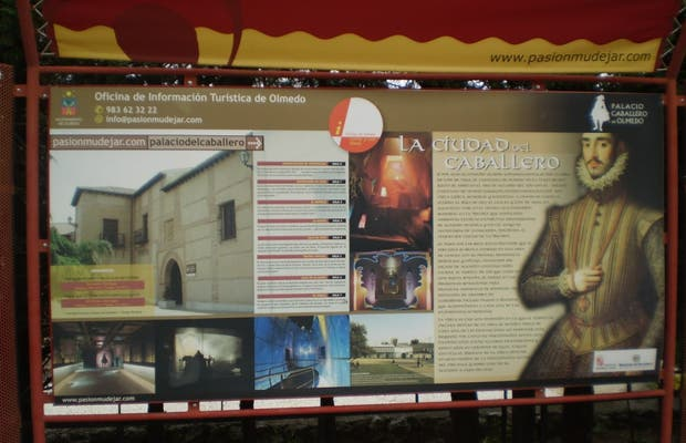 Oficina de Turismo de Olmedo en Olmedo: 1 opiniones y 9 fotos