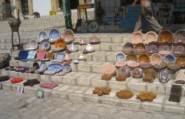 The Souk in Sousse