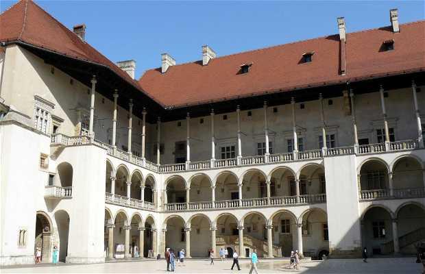 Salas de Estado del Castillo de Wawel