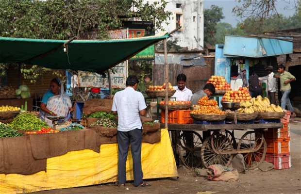 Route Aurangabad-Solapur