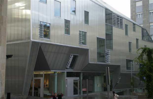 Edificio Colegio Arquitectos de Galicia