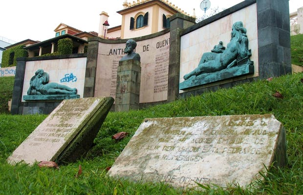 Monumento a Antero de Quental