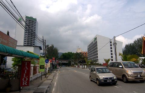 Batu Ferringi, Georgetown, Malasia