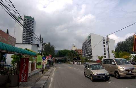 Batu Ferringi, Georgetown, Malaysia