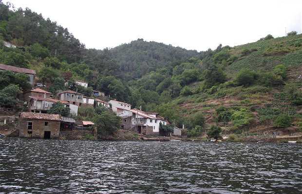 Ruta fluvial por los Cañones del Sil