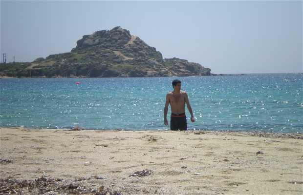 Praia de Platis Gialos