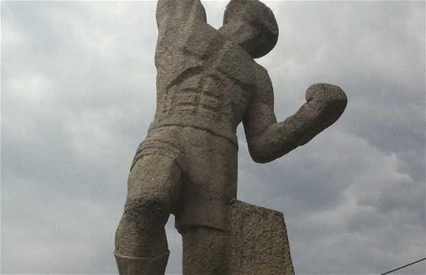 Monumento al Boxeador Mexicano
