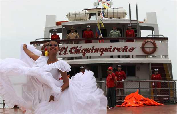 Catamarán El Chiquinquireño
