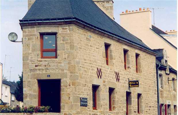 Office de tourisme du Pays du Roi Morvan