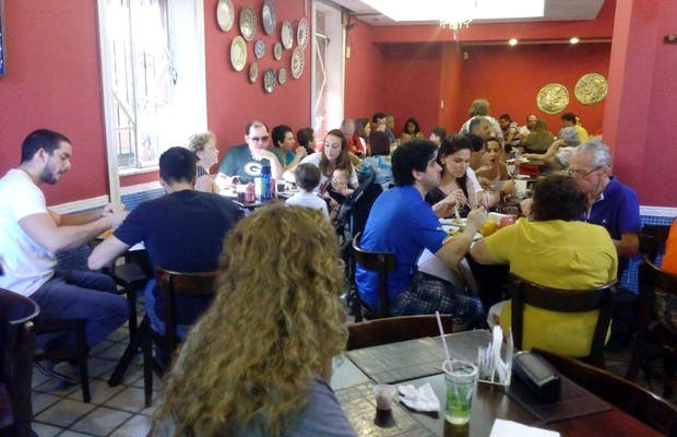 Restaurante Papaya Verde