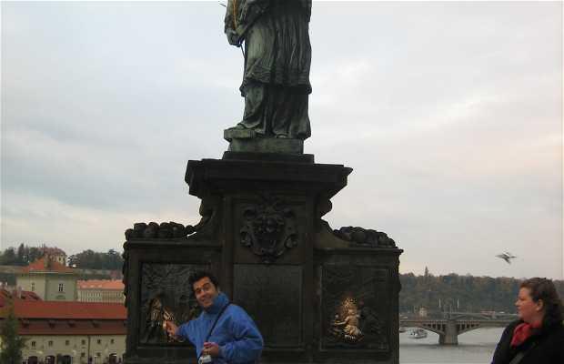 Statues du pont charles