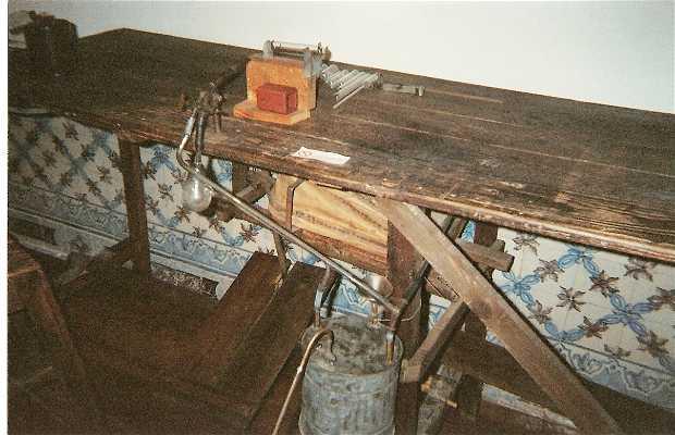 Museo del Vetro a Marinha Grande