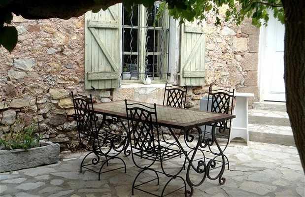 Auberge de la Tuilière, Carnoules, Francia