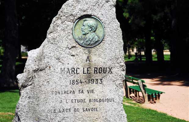 Monument de Marc Le Roux