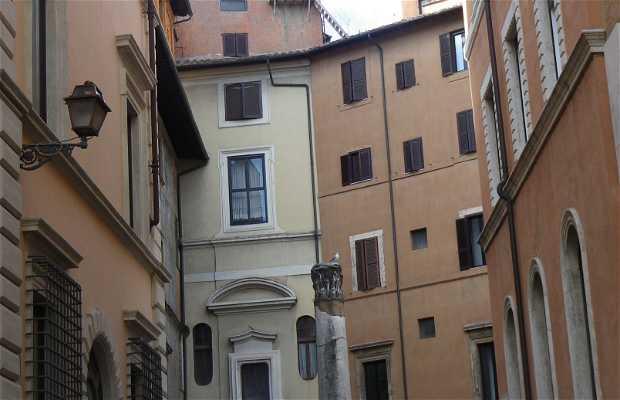 Piazza de' Massimi