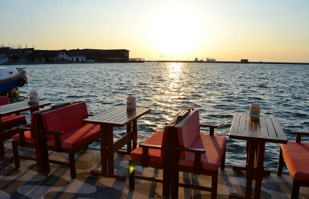 Paseo marítimo de Izmir