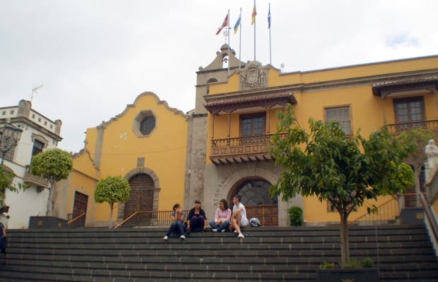 Chiesa di San Agustin a Icod de los Vinos