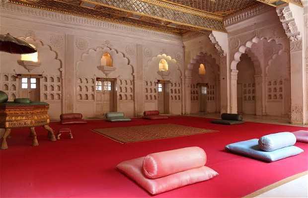 Palacio Moti Mahal
