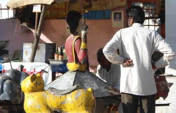 Rishikesh Main Bazaar