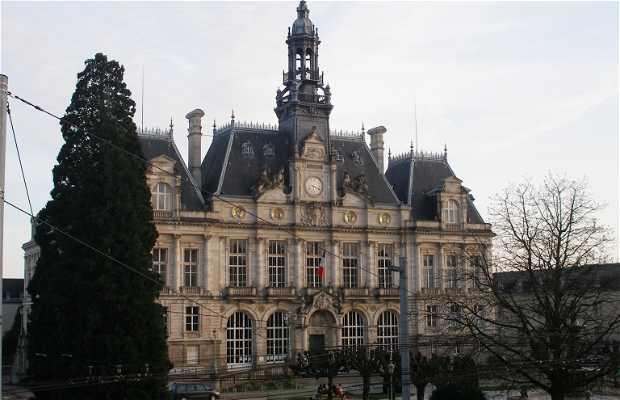 Ayuntamiento de Limoges