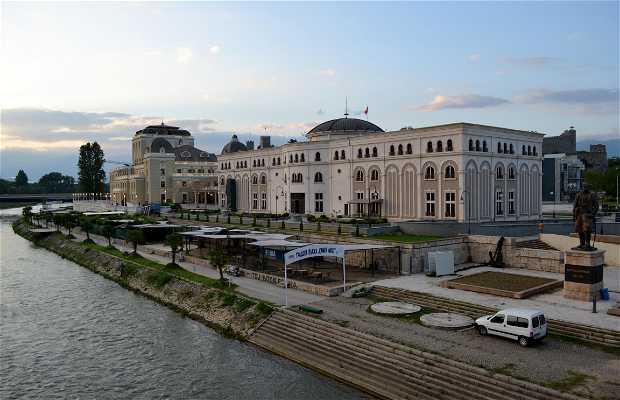 Museo della Lotta per lo Stato macedone